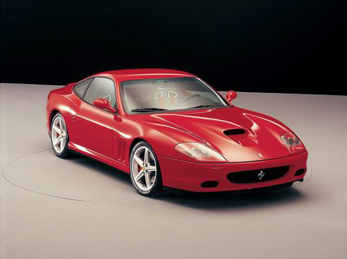 Ferrari 575M Maranello - 195 000 € : 1 279 000 F