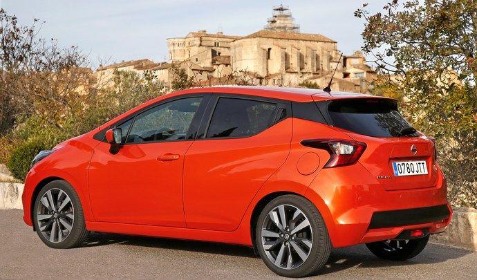 Nouveautés technologiques pour la Nissan Micra