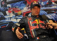Loeb prendrait bien la place de Bourdais !