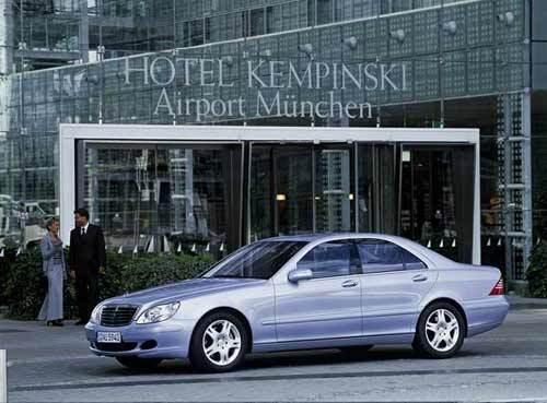 Mercedes Classe S 500 - 101 200 € : 663 000 F