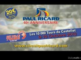 [vidéo] Les 10.000 tours du Castellet, la bande-annonce