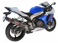 La suzuki 1000 GSX-R 2009 équipée par Devil