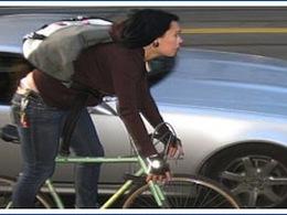 Le vélo pour remplacer la voiture... mais quid des poumons des cyclistes ?