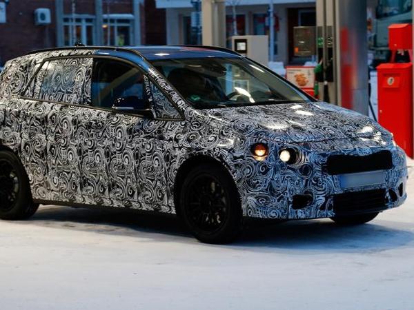 Surprise : la BMW Série 1 GT continue son développement