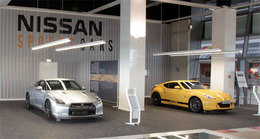 "The Shop around the corner: ""jourd'hui"" Nissan au Ring' toujours"