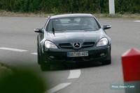 Mercedes SLK Phase 2 : le nez et les moustaches !