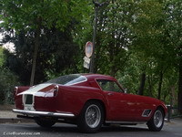 Photos du jour : Ferrari 250 TDF