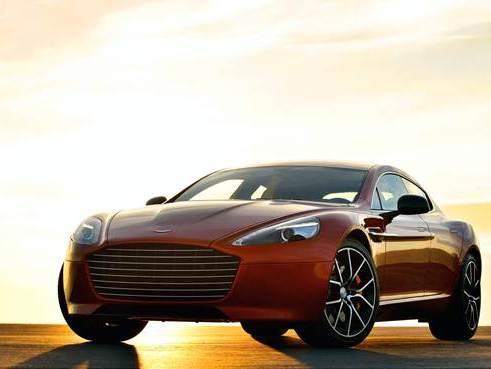 Aston Martin dévoile la Rapide S