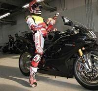 Superbike - Ducati: Haga est en tournée à domicile