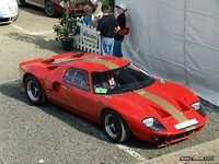 Photos du jour : Ford GT40