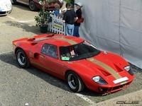 Photos du jour : Ford GT40