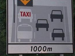 Les VTC n'auront pas droit à la voie réservée aux bus et taxis sur l'A1