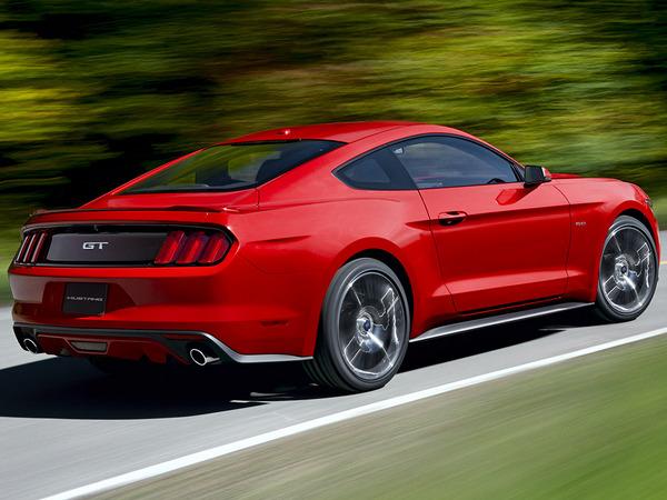 Ford : de l'embonpoint pour la nouvelle Mustang ?