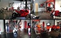 Un tout nouveau Ducati Store à Livry-Gargant (93)
