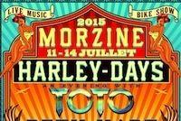 Les Morzine Harley Days vont s'enflammer au son de Toto en juillet prochain