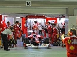 Vers un divorce Massa / Ferrari ?
