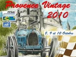 Agenda week-end : Provence Vintage 2010, les historiques  en course de côte