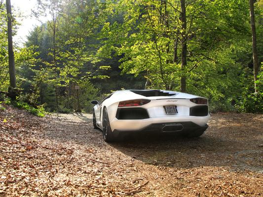 Une Lamborghini Aventador LP720-4 pour les 50 ans ?