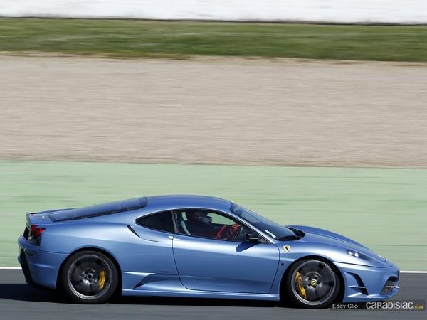 Photos du jour : Ferrari 430 Scuderia (GT Days)