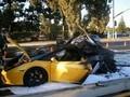 "Les vidéos du jour : Lamborghini Gallardo ""burn...burn, baby burn !!!"""