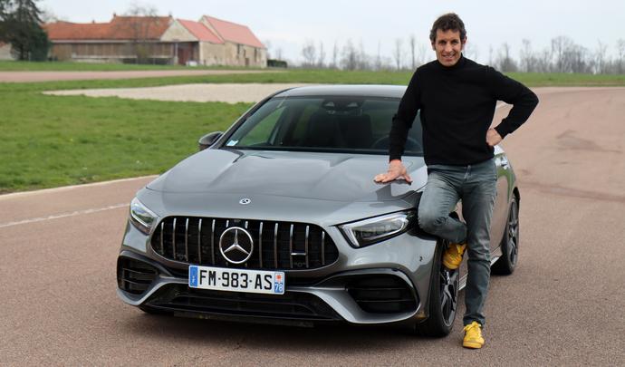 Les essais de Soheil Ayari : Mercedes A45 S AMG : la plus radicale des Classe A