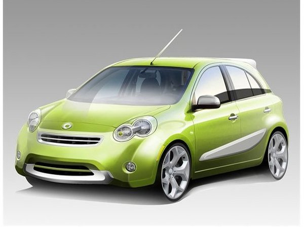 La Smart 5 portes pour les USA sera une Nissan Micra