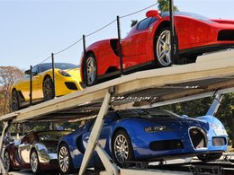 11 supercars saisies à Paris