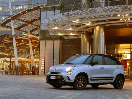 Fiat 500L Beats Edition: à partir de 22350 €