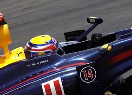 F1 - GP Allemagne : course parfaite et première victoire pour Mark Webber
