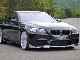 BMW M5 F10 par Hartge : sobre et efficace