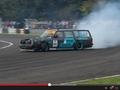 Volvo 245 Huxley Motorsport : la brique qui glisse