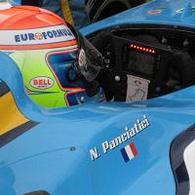 GP2 - Nelson Panciatici: Le drapeau à damiers, enfin !