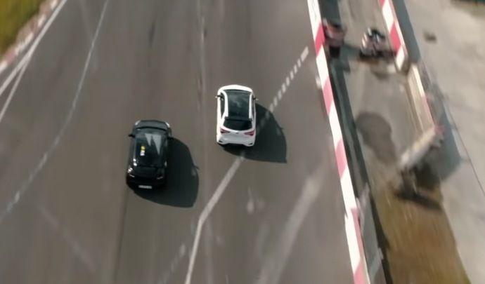 La Clio R.S. 18 malmenée par la Yaris GRMN dans une drag race