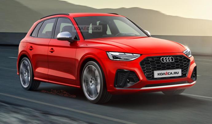 Un Audi Q5 Sportback dans les tuyaux ?