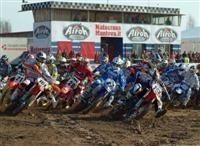 Moto cross international de Manlova
