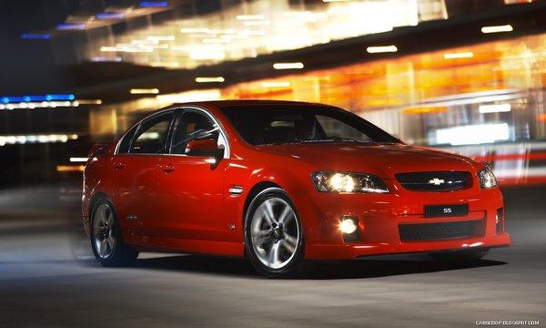 La mutation du jour: la Pontiac G8 va devenir Chevrolet Caprice