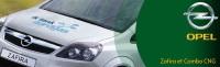 OPEL : zoom sur le Zafira et le Combo au gaz naturel