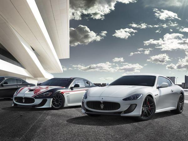 Mondial de l'auto 2010 : la Maserati Granturismo MC Stradale en vidéo