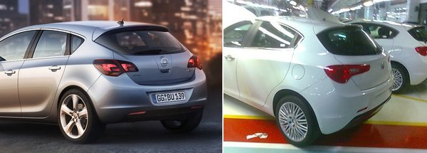 Nouvelles Opel Astra et Alfa Romeo Milano: vraies ou fausse sœurs jumelles?