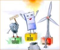 Allemagne : les énergies renouvelables, sources d'emploi !