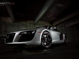 Audi R8 RENM Performance, sobre et musclée