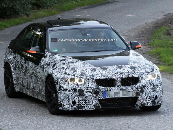 [vidéo] Le son de la future BMW M3