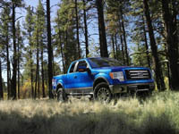 Futur Ford Raptor: 500 ch pour concurrencer le Dodge Ram V10
