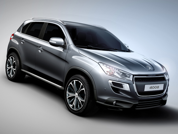 Nouveau Peugeot 4008 : le SUV international