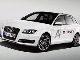 Adieu Audi R8 e-tron, bonjour Audi A3 e-tron