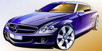 Mercedes CLC: celles que nous n'avons pas eues...