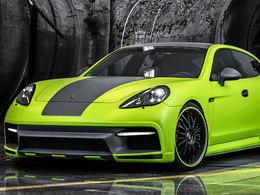 Porsche Panamera Regula : elle tend vers le discutable