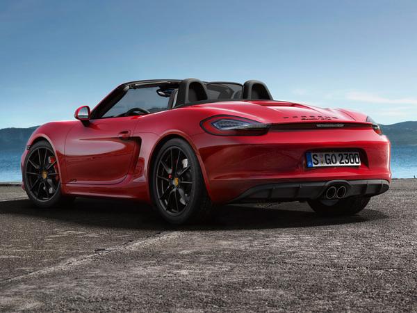 Porsche: le futur 4 cylindres de 1,6 litre à 2,5 litres et de 210 ch à 360 ch