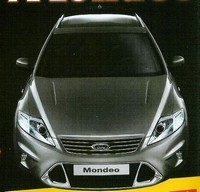 Ford Mondeo SW Concept - Acte 3