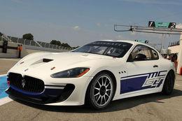 Début à Spa pour la Maserati Gran Turismo MC GT4 avec AF Corse